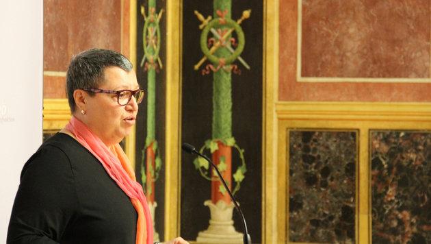 Gesundheitsministerin Sabine Oberhauser (Bild: BMG/Marlene Neichl)