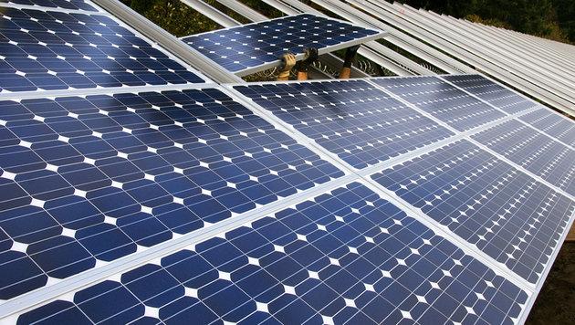 Schweizer verwandeln Solarenergie in Wasserstoff (Bild: flickr.com/Oregon Department of Transportation (Symbolbild))