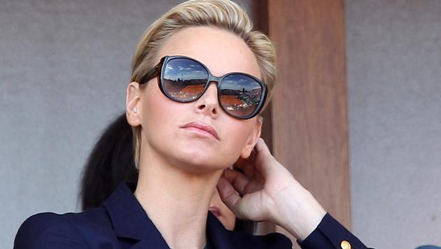 Richtig kurz waren Charlenes blonde Haare schließlich 2013. (Bild: SEBASTIEN NOGIER/EPA/picturedesk.com)