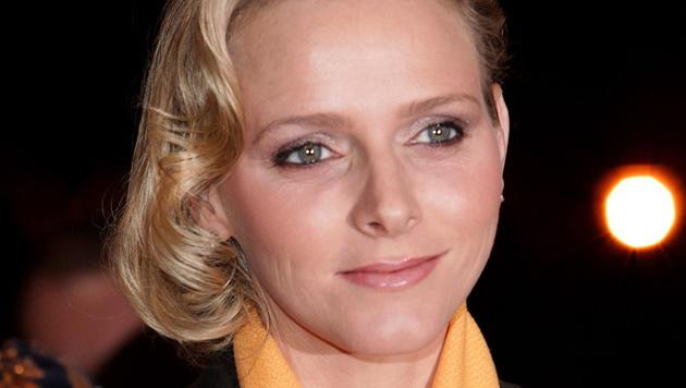 Leichte Wellen in der Frisur trug Charlene Anfang 2010. (Bild: MARCO PIOVANOTTO/EPA/picturedesk.com)