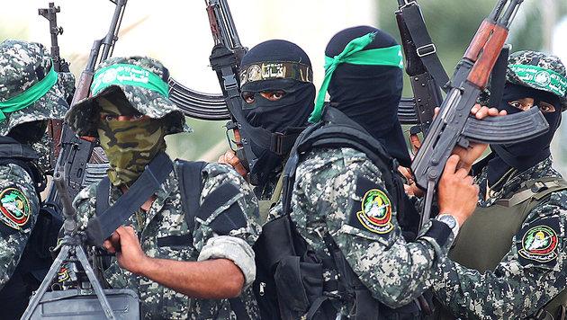 "Vom Al-Kaida-Mitglied zum ""Polizei-Spitzel"" (Bild: APA/AFP/SAID KHATIB)"