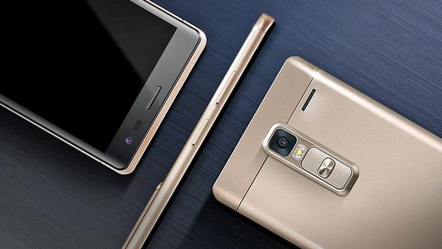 LG bringt erstes Alu-Smartphone nach Österreich (Bild: LG)