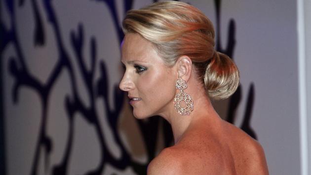 Ende 2010 waren Charlenes blonde Haare schon wieder länger. (Bild: BRUNO BEBERT/EPA/picturedesk.com)