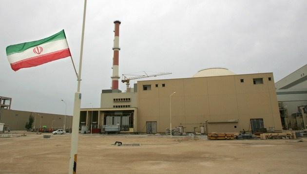 Iranischer Atomreaktor in Bushehr (Bild: AFP)