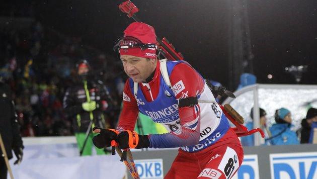 Björndalen gewinnt Auftakt ++ ÖSV-Duo in Top 8 (Bild: AP)