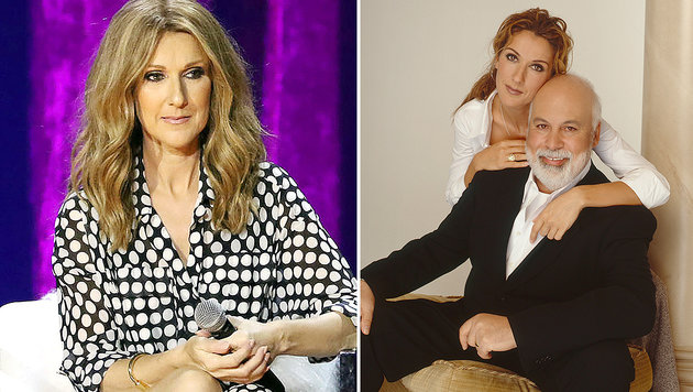 Céline Dion: (Noch) Keine Zeit für Tränen (Bild: Viennarport)