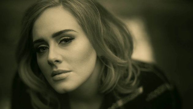 """Adele im Video """"Hello"""": Der Schnitt wird bereits """"Hello-Cut"""" genannt. (Bild: Viennareport)"""