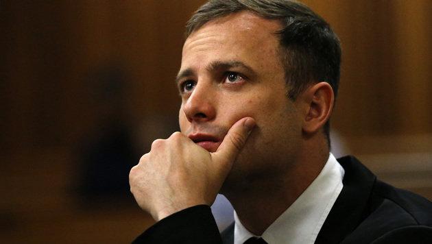 """Oscar Pistorius: """"Ich konnte ihr Blut riechen"""" (Bild: APA/AFP/POOL/SIPHIWE SIBEKO)"""