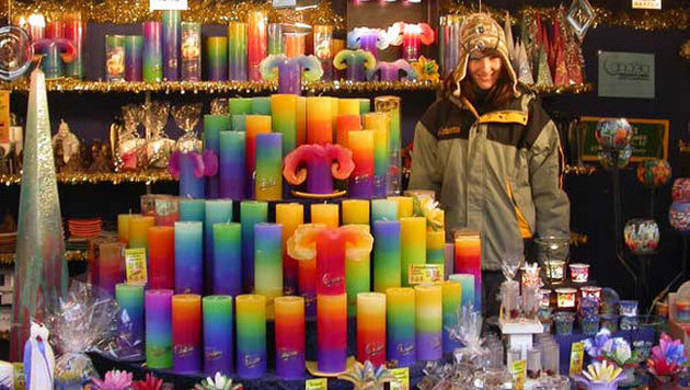 """Weihnachtsmarkt-Muffel? Diese 13 Dinge verpasst du (Bild: lotuskerze.de)"""