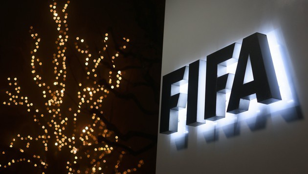 Dreiste Diebe klauen der FIFA sechs Luxusuhren! (Bild: APA/AFP/FABRICE COFFRINI)