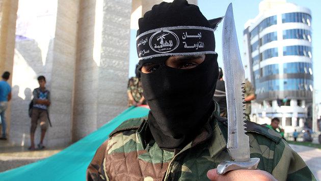 Grausamer Alltag der Terror-Kinder aus Palästina (Bild: Viennareport)