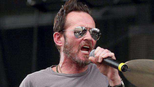 Rockmusiker Scott Weiland tot in Tourbus entdeckt (Bild: APA/EPA/Steve C Mitchell)
