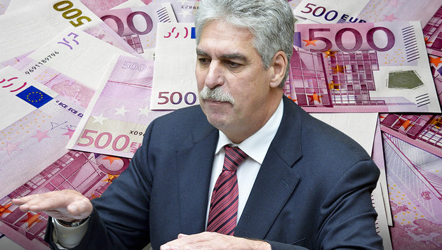 Steuerreform entschädigt nur für kalte Progression (Bild: APA/HERBERT NEUBAUER, thinkstockphotos.de)