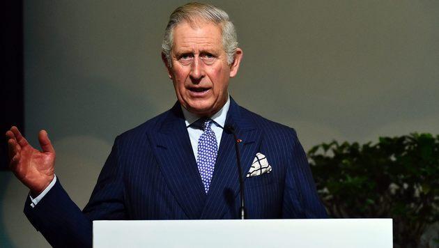 Prinz Charles (Bild: AFP)