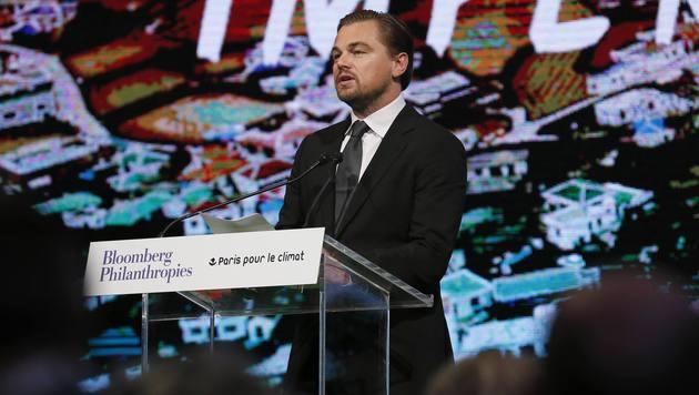 Leonardo DiCaprio (Bild: PK)