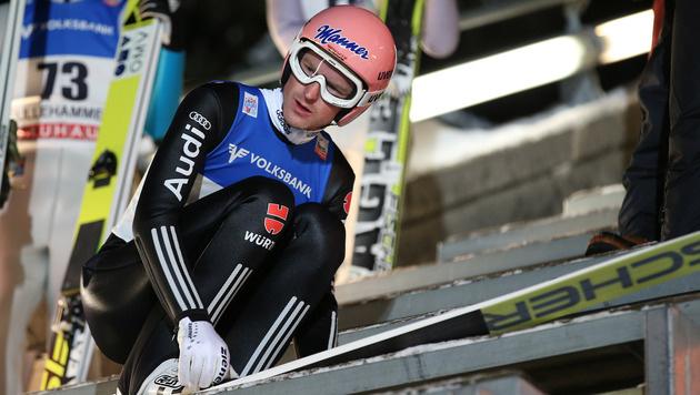 Freund gewinnt in Lillehammer, Kraft Vierter (Bild: GEPA)