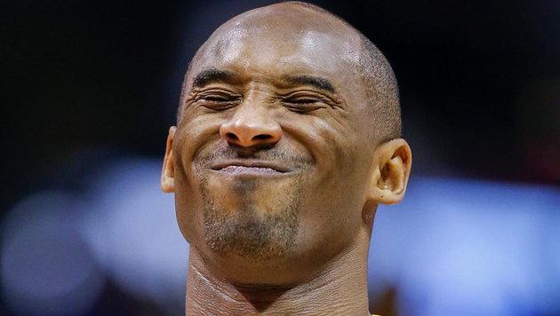 Nur 14 Bryant-Punkte bei Lakers-Pleite in Atlanta (Bild: APA/EPA/ERIK S. LESSER)