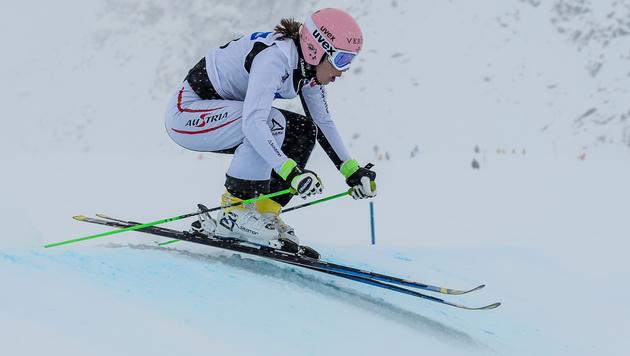 Ofner bei Ski-Cross-Auftakt in Montafon Dritte (Bild: GEPA)