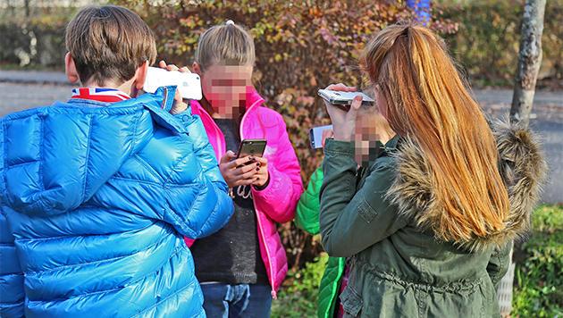 Schüler unter Porno-Verdacht: Jüngster erst 10! (Bild: Christof Birbaumer (Symbolbild))