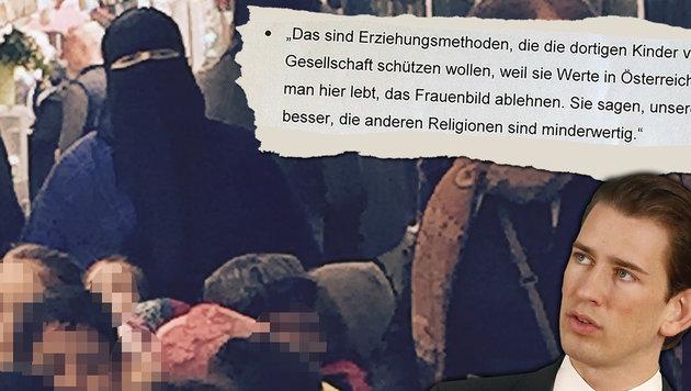 "Schwerste M�ngel in Islam-Kinderg�rten (Bild: ""Krone"", APA/AUSSENMINISTERIUM/DRAGAN TATIC)"