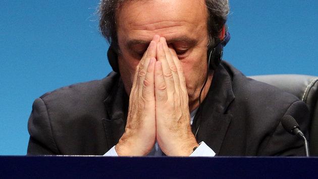 Platini will offenbar EU-Gerichtshof anrufen (Bild: AP)