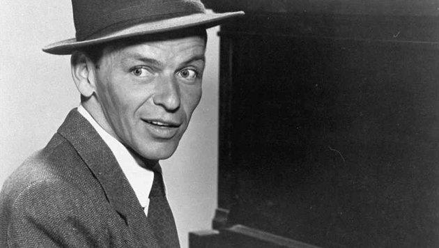 Ein Leben für die Show: Frank Sinatra wäre 100 (Bild: AP)