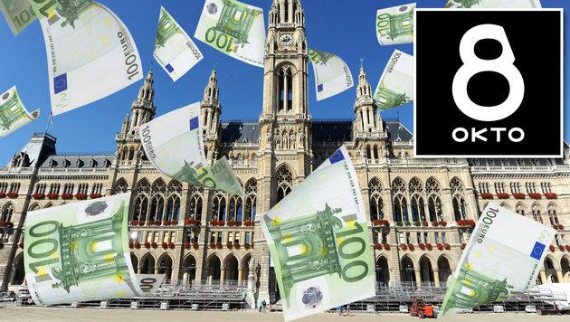 Erneut Geldregen für Wiener Mini-Ausländer-TV (Bild: APA/HERBERT PFARRHOFER, thinkstockphotos.de, OKTO)