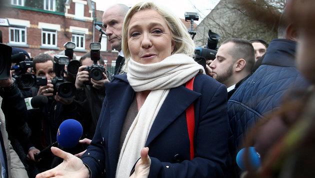 Marine Le Pen (Bild: AP)
