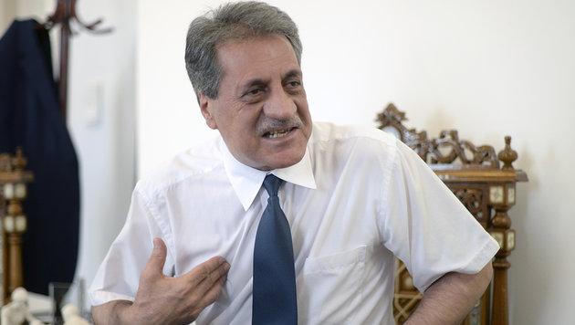Fuat Sanac, Präsident der Islamischen Glaubensgemeinschaft (Bild: APA/ROLAND SCHLAGER)
