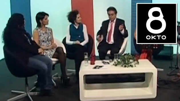 """Okto TV hat nichts mit Integration am Hut"" (Bild: Okto TV)"