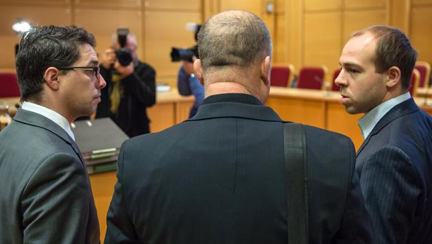 Die Verteidigung plädierte auf Freispruch. (Bild: FOTOKERSCHI.AT/WERNER KERSCHBAUM)