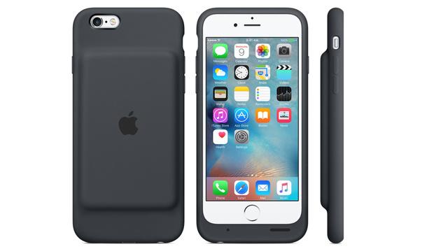 Apple erntet Spott für neue iPhone-Akkuhülle (Bild: Apple)