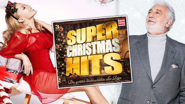 Die schönsten neuen Alben zur Adventzeit (Bild: Warner Music, Sony Music)