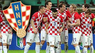 EURO 2016: Kroatien will nicht kleinkariert sein (Bild: APA/EPA/MATTEO BAZZI)