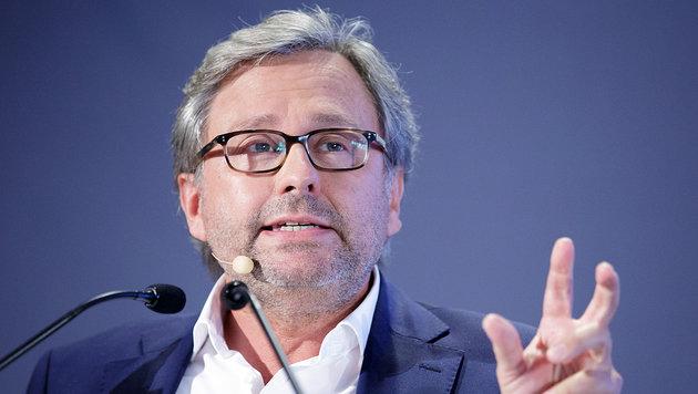 ORF-Boss Wrabetz bewirbt sich um dritte Amtszeit (Bild: APA/Georg Hochmuth)