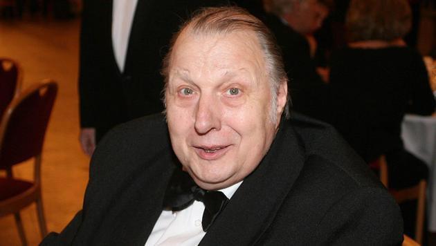 Schauspieler und Sänger Herbert Prikopa gestorben (Bild: Viennareport)