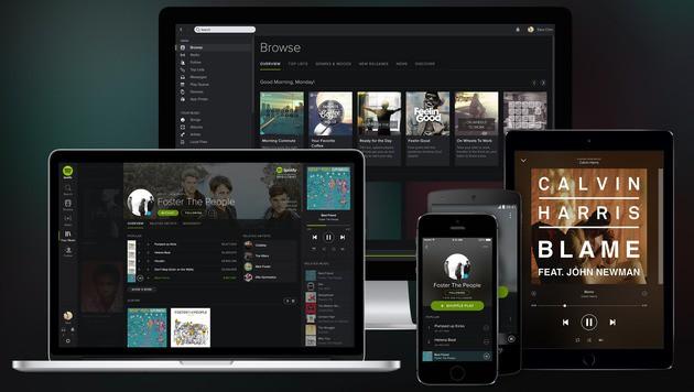 Spotify wirft Apple unfairen Wettbewerb vor (Bild: Spotify)