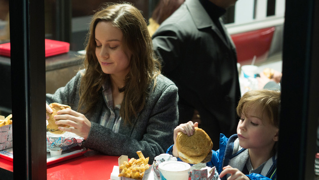 "Brie Larson in ""Room"" (Bild: AP)"