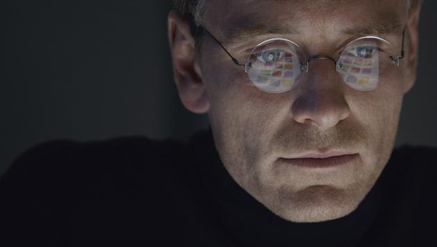 "Michael Fassbender in ""Steve Jobs"" (Bild: AP)"