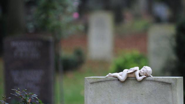 Verwechslung mit Folgen: Falsche Leiche begraben! (Bild: dpa/Angelika Warmuth)
