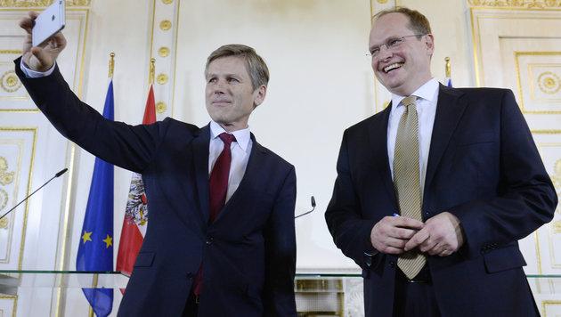 Christian Kircher wird neuer Bundestheater-Chef (Bild: APA/HANS KLAUS TECHT)