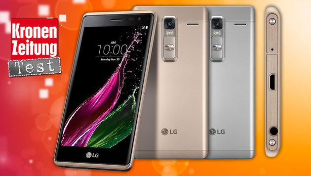 LG Zero: Alu-Smartphone für Einsteiger im Test (Bild: LG, thinkstockphotos.de)
