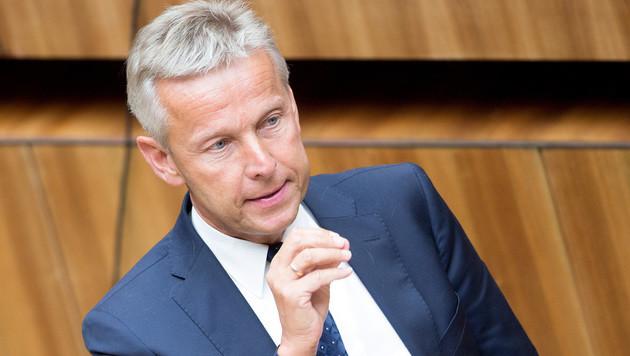 Reinhold Lopatka (Bild: APA/GEORG HOCHMUTH)