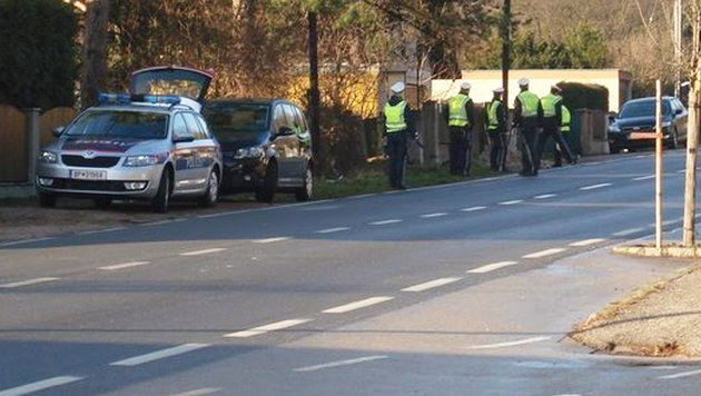 Pensionistin (79) von Polizist überfahren - tot (Bild: Modritzky)