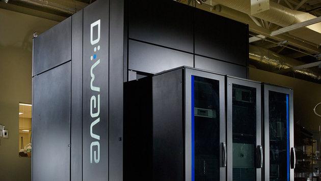 Quantencomputer 100 Millionen Mal schneller als PC (Bild: D-Wave)