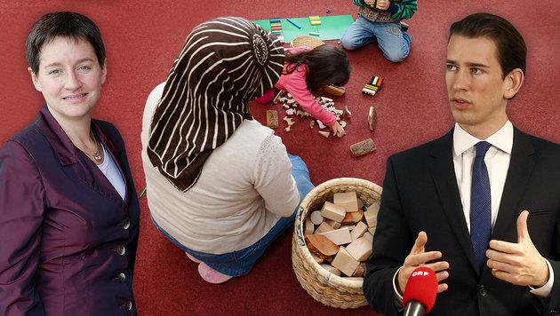 Staatsanwalt ermittelt gegen Islam-Kindergarten (Bild: APA/DRAGAN TATIC, dpa, Klemens Groh)