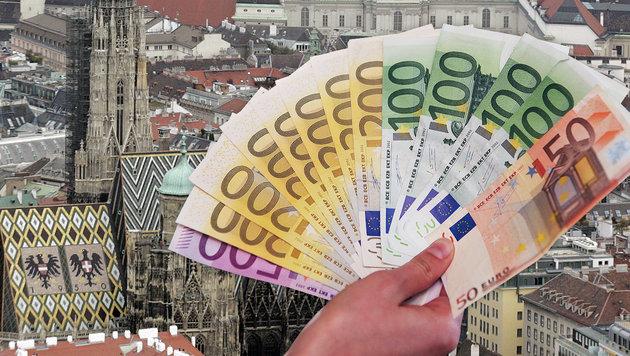 Wien: 346 Millionen Euro mehr Schulden für 2016 (Bild: REINHARD HOLL, JÜRGEN RADSPIELER)