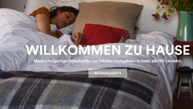 Wien verschäft Regeln für Zimmervermittler Airbnb (Bild: airbnb.at)