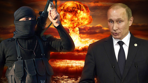 "Gorbatschow: ""Welt bereitet sich auf Krieg vor"" (Bild: AFP/MARTIN BUREAU, APA/EPA/MOHAMMED JALIL, thinkstockphotos.de)"