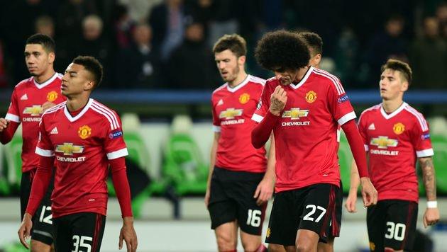Mourinho im Anflug: ManU feuert Coach Van Gaal (Bild: AFP)